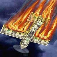 Почему доллар падает?