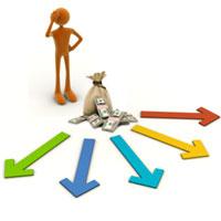 Отсутствие цели в инвестициях